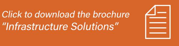 Infrastructure Solutions brochure
