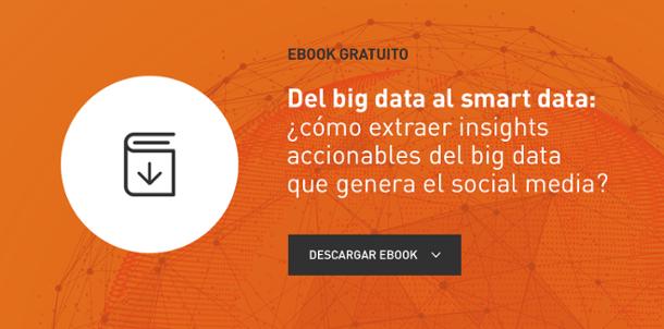 Ebook gratuito: Del Big Data al Smart Data