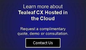 Learn more about Tealeaf CX Hosted in the Cloud