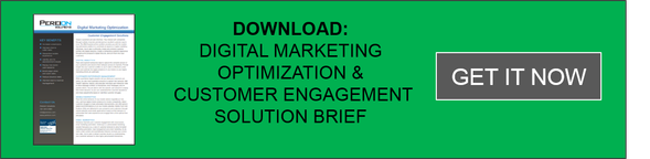 Digital Marketing Optimization & Customer Engagement Solution Brief