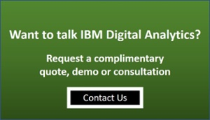 Want to talk IBM Digital Analytics?