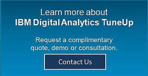 Learn more about IBM Digital Analytics (aka Coremetrics) TuneUp