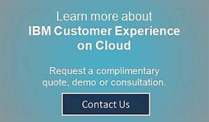 Learn more about IBM Customer Experience on Cloud