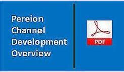 Pereion Channel Development Overview