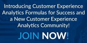 Join the CXA Community and CXA Formula blog