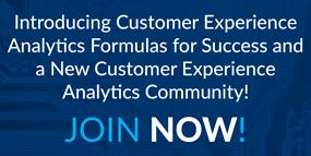Join the CXA Community and CXA Formula blog