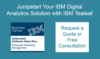 Jumpstart Your IBM Digital Analytics Solution with IBM Tealeaf