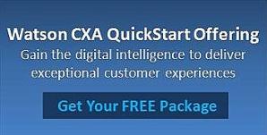 Watson CXA QuickStart Offering
