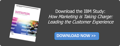 IBM Whitepaper: How Marketing is Taking Charge: Leading the Customer Experience
