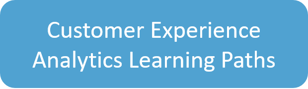 Customer Experience Analytics Learning Paths