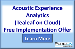 Acoustic Experience Analytics (Tealeaf) Free Implementation Offer