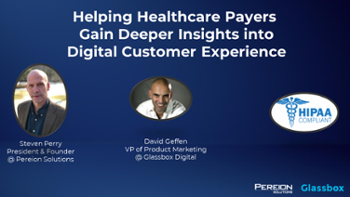 Helping Healthcare Insurers Gain Deeper Insights into the Digital Customer Experience