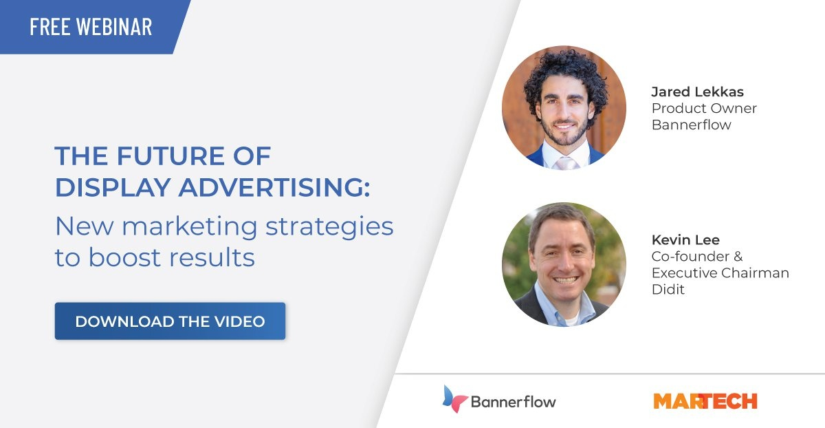 Download the video about the future of display advertising