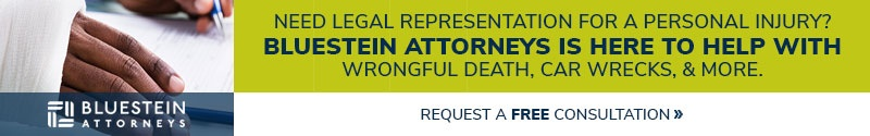Need Legal Representation for personal injury