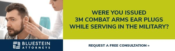 Were you issued 3M Combat Arms Earplugs while serving in the military?