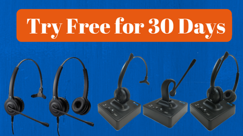 Try the Discover Headsets Free for 30-days