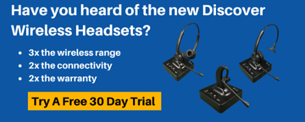 Discover Headset Trial