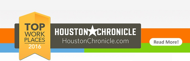 Houston Chronicle 2016 Top Work Places