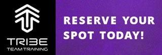 Reserve your TRIBE spot today!
