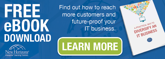 Diversify your IT business eBook download