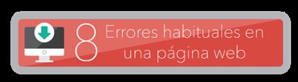 8 errores habituales al crear una web