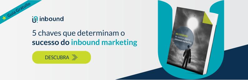 Sucesso de Inbound Marketing