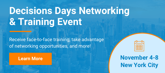 Decisions Days Networking and Training Event New York City