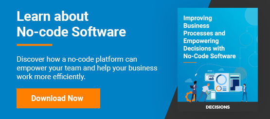 Improving Business Processes and Empowering Decisions with No-Code Software