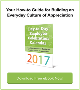 Click to Download your free 2017 Employee Appreciation Calendar today