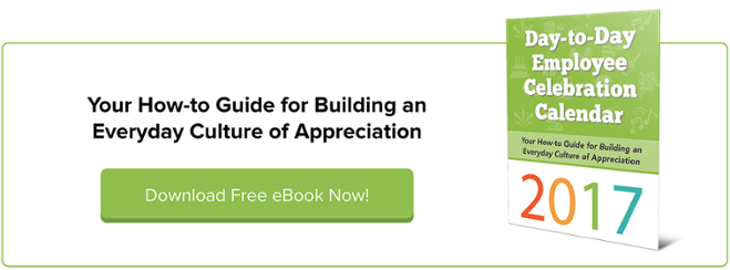 Click to download your FREE 2017 Guide to Building an Everyday Culture of Appreciation!