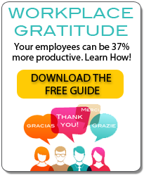 Workplace Gratitude During the Holidays