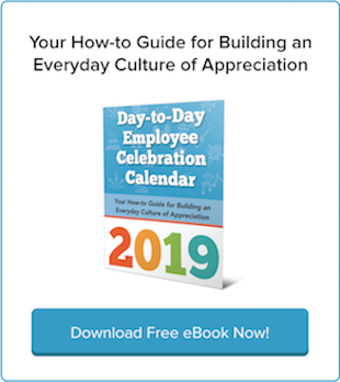 Download Free 2019 Employee Appreciation Calendar by gThankYou