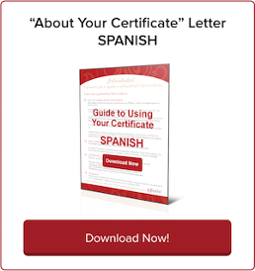 Spanish Language Guide to gThankYou! Gift Certificates - Download yours now!