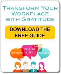 "Download FREE eBook, ""Transform Your Workplace with Gratitude"""