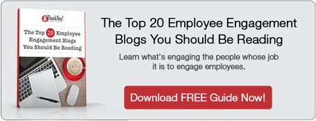 "Download your FREE Guide to ""The Top 20 Employee Engagement Blogs You Should be Reading"""