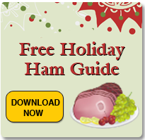 Free Holiday Ham Cookbook by gThankYou!