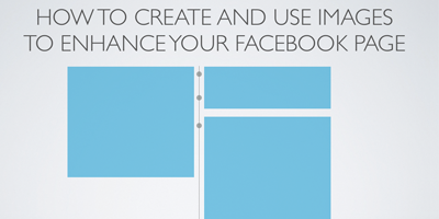 How to use images to enhance Facebook page
