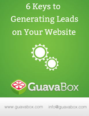 6 keys to generating leads on your website