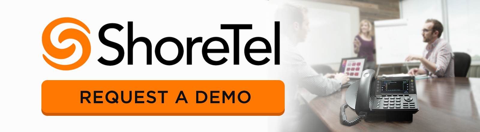 ShoreTel request a demo
