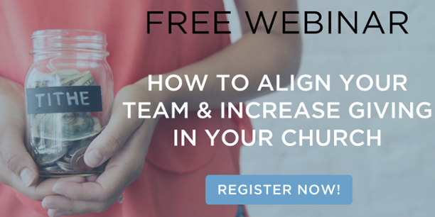 Free webinar on giving