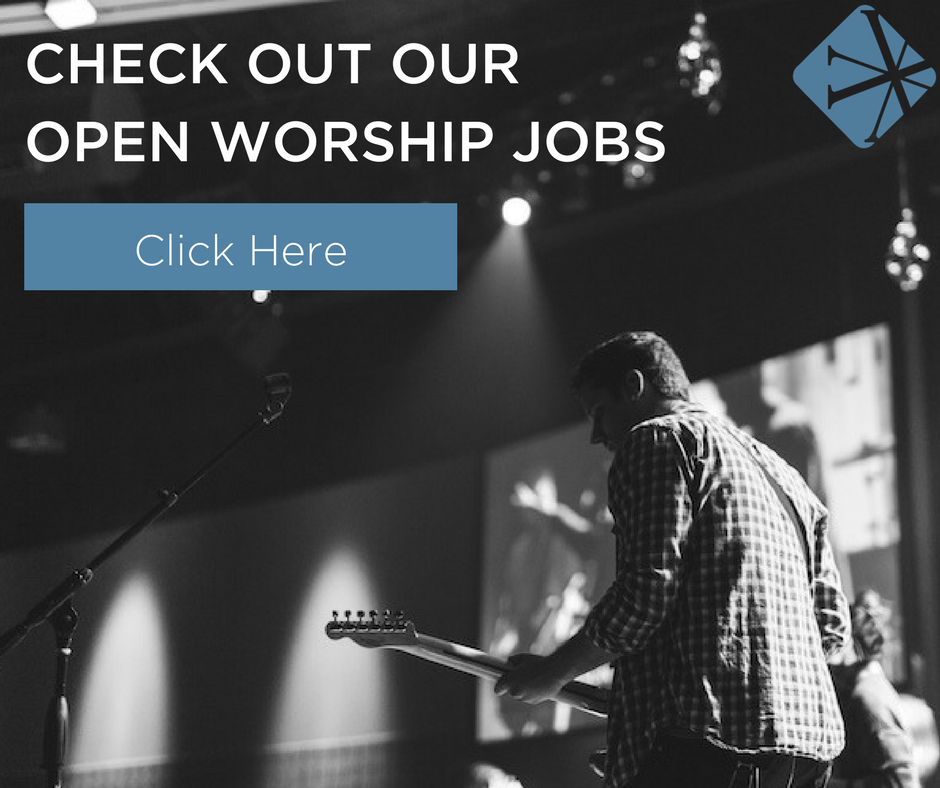 Click here for our latest Worship positions