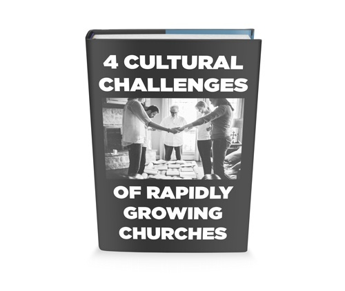 4 Challenges Of Rapidly Growing Churches