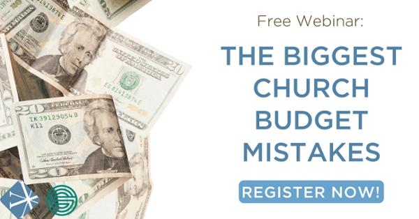 Church Budget Webinar