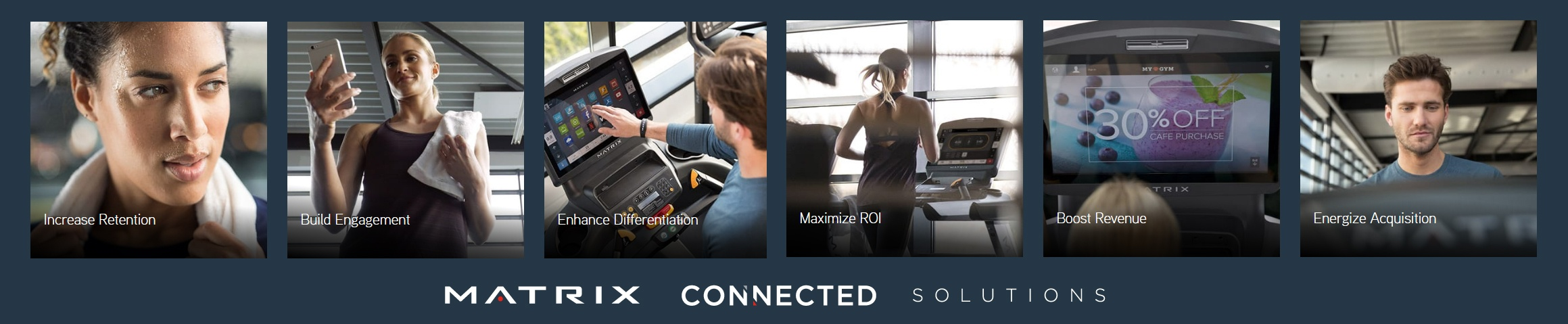 Matrix Connected Solutions - Get Connected to a World of Digital Solutions