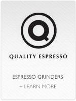 Quality Espresso Grinders