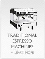 Traditional Espress Machines