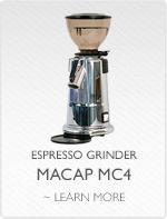 Macap MC4 Commercial Espresso Grinder