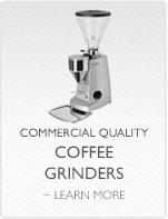 Commercial Espresso Coffee Grinders