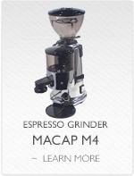 Macap M4 Espresso Grinder