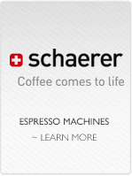 Schaerer espresso & coffee equipment